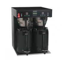 BUNN 37600.0004 Twin Infusion Coffee Brewer -Black, 120-240V