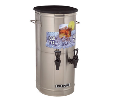 BUNN 37750.0002 Dual Head 67 Gallon Iced Tea Concentrate Dispenser