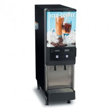 BUNN 37900.0008 2-Flavor Cold Beverage Dispenser with Lit Door