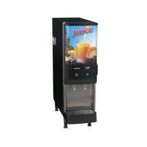 BUNN 37900.0025 2-Flavor Cold Beverage Dispenser with Dual Dispenser