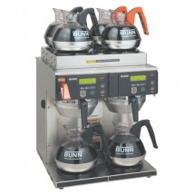 BUNN 38700.0014 12 Cup Coffee Brewer with 2 Lower and 4 Upper Warmers
