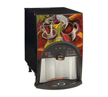 BUNN 38800.0001 Low Profile Liquid Coffee Ambient Dispenser with QCDII Connector