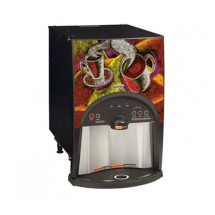BUNN 38800.0004 Low Profile Chilled Liquid Coffee Dispenser with Scholle 1910LX Connector