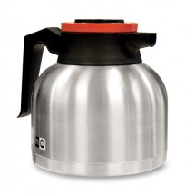 BUNN 40163.0101 1.9 Liter Thermal Carafe - Orange Lid