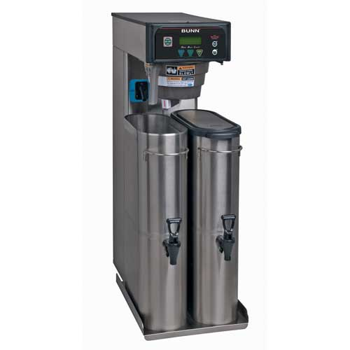 BUNN 41400.0003 3 Gallon Iced Tea Brewer Infusion Dual Dilution with Sweetener