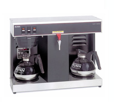 BUNN 7400.0005 Black Low Profile Automatic Coffee Brewer