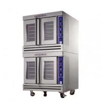 Bakers Pride BCO-E2 electric 10.5kw Cyclone Double Deck Convection Oven
