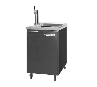 Beverage Air BM23C-B Single Keg Portable Draft Beer Cooler