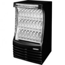 "Beverage Air BZ13-1-W 30"" Special Application Open-Air Merchandiser with 3-adjustable Shelves"