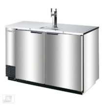 Beverage Air DD50-1-S-01 2-Keg Draft Beer Cooler