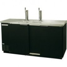 Beverage Air DD58-1-B 3-Keg Draft Beer Cooler