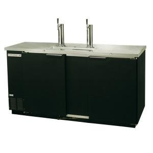 Beverage Air DD58R-1-B 3-Keg Draft Beer Cooler