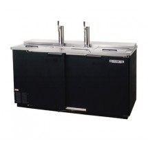 Beverage Air DD68C-1-B 3-Keg Draft Beer Cooler