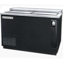 """Beverage Air DW49-B-24 50"""" x 26.5"""" Bottle Cooler with Remote Refigeration System"""