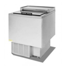 Beverage Air GF24L-S Stainless Steel Underbar Glass Froster