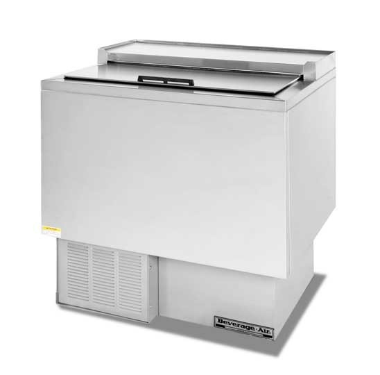 Beverage Air GF34L-S Stainless Steel Underbar Glass Froster