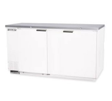 Beverage Air MS68-1-W 2-Section Mix And Bulk Milk Storage