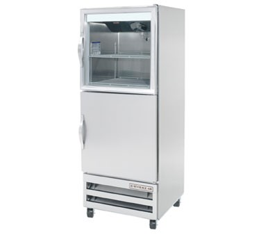 Beverage Air RI18-HGS 18 cu. ft.Reach-in Refrigerator