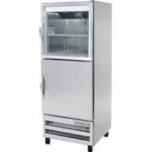 Beverage Air RID18-HGS 18 cu. ft. Pass-Thru Refrigerator
