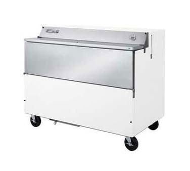 Beverage Air SMF58-W Forced Air Milk Cooler with Single Access