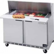 Beverage Air SPE48-18M 2-Section Refrigerated 48