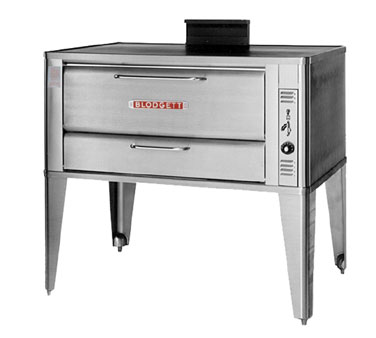 Blodgett 951 SINGLE Gas Baking and Roasting Single Deck Oven
