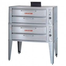 "Blodgett 961 DOUBLE 60"" Gas Double Deck Oven"