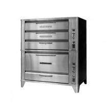 "Blodgett 981-966 Gas Double Deck Oven, 42""W x 32""D"