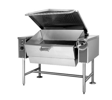 Blodgett BLT-30G Gas Braising Pan  30 Gallon with Manual Tilt