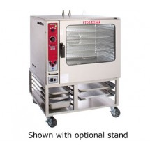 Blodgett-CNVX-14G-SINGLE-Gas-Convection-Oven-Counter---Stand