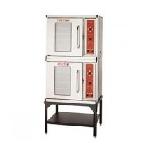 Blodgett-CTB-DOUBLE-30-quot--Double-Section-Half-Size-Electric-Convection-Oven