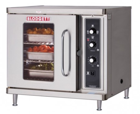 """Blodgett CTB SINGLE 30"""" Half Size Electric Convection Oven"""