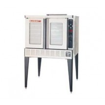 Blodgett DFG200 BASE LP Single Deck Gas Convection Oven (base only), Extra Depth