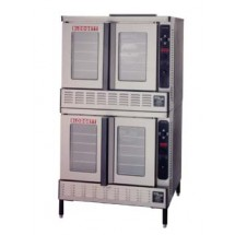 "Blodgett DFG200 DOUBLE 38"" Double Section Full Size Gas Convection Oven"