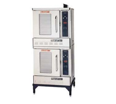 Blodgett DFG50 DOUBLE Half Size Gas Convection Oven