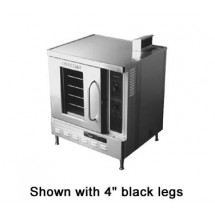 Blodgett DFG50 SINGLE LP Half Size Gas Convection Oven