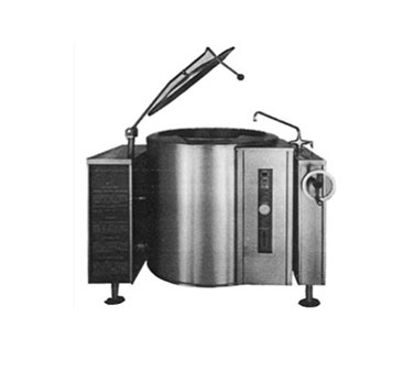 Blodgett KLT-40G Gas Tilting Kettle 40 Gallon