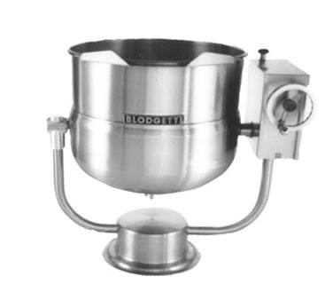Blodgett KPT-20DS Direct Steam Tilting Kettle 20 Gallon