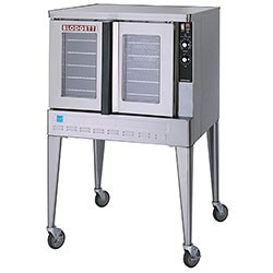 Blodgett Zephaire 240 Plus E Single Stack Electric Convection Oven