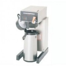 Bloomfield 1082AF-120V E.B.C Electronic Airpot Coffee Brewer with Faucet 1800W