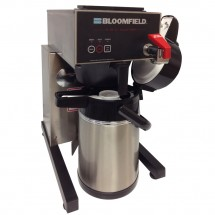 Bloomfield 1082AFL 1800W E.B.C Electronic Extra-Low Thermal Coffee Brewer with Faucet