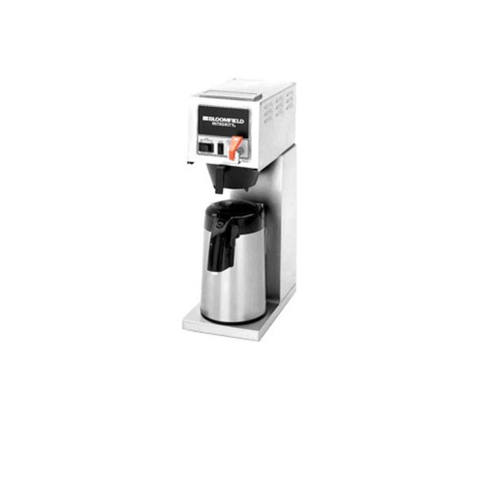 Bloomfield 8773AF 1500W Integrity Automatic Airpot Coffee Brewer with Faucet