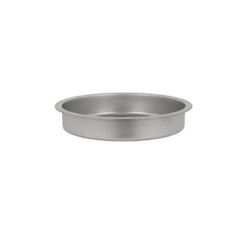 Buffet Enhancements 010CZ24 Round Chafing Dish Pan for New Age™ Chafers 6.9 Qt.