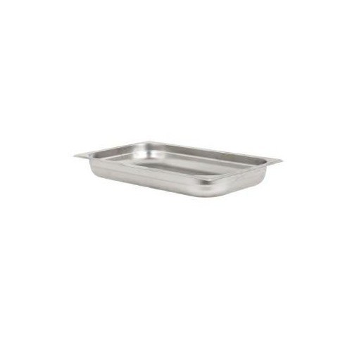 Buffet Enhancements 010CZ25 Rectangular Chafing Dish Pan for New Age™ Chafers 8 Qt.