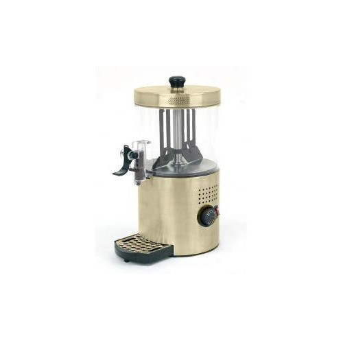 Buffet Enhancements 010HC265 3 Qt. Chocolate Shot Heated Dispenser, Stainless