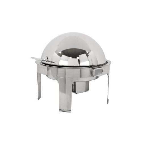 Buffet Enhancements 010YC6 Round Chafing Dish 6.9 Qt.