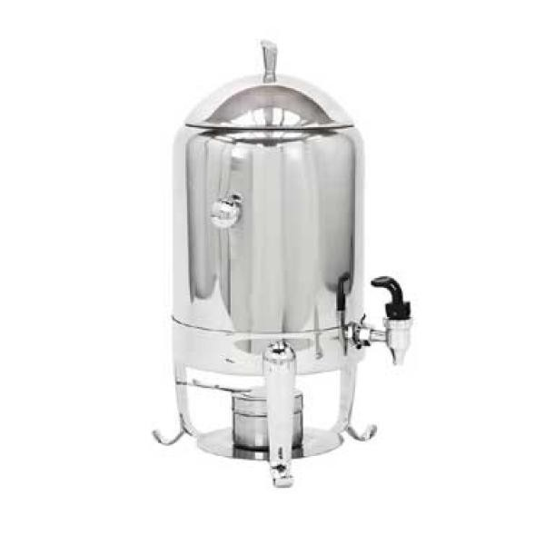 Buffet Enhancements 010YU33 Stainless Steel Classic Coffee Chafer Urn 3 Gallon