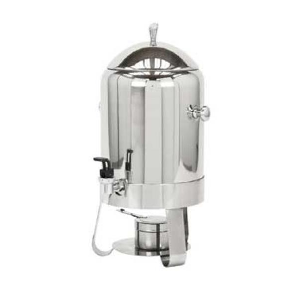 Buffet Enhancements 010YU34 Stainless Steel New York Style Coffee Chafer Urn 3 Gallon