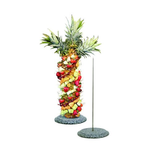 "Buffet Enhancements 1BACFPT25 25"" Pineapple Tree Display Stand"