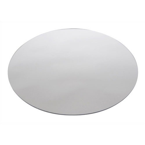 "Buffet Enhancements 1BAMV18 18"" Centerpiece Round Acrylic Mirror"